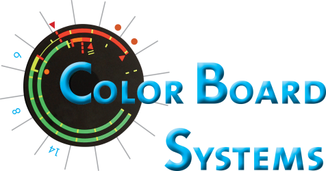 logo color board systems